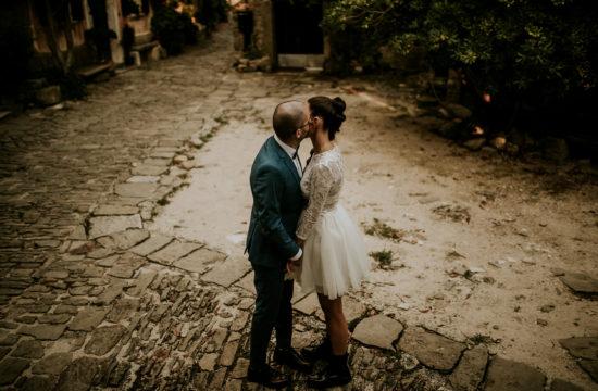 Groznjan Wedding
